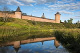 The Kremlin of Suzdal, UNESCO World Heritage Site, Golden Ring, Russia, Europe Photographic Print by Michael Runkel