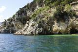 Coast and Cave on the Croatian Island of Krk, Croatia, Europe Photographic Print by Karl Thomas
