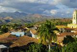 City of Trinidad, UNESCO World Heritage Site, Cuba, West Indies, Caribbean, Central America Photographic Print by Karl Thomas