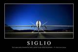 Sigilo. Cita Inspiradora Y Póster Motivacional Photographic Print