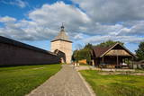 The Kremlin, UNESCO World Heritage Site, Suzdal, Golden Ring, Russia, Europe Photographic Print by Michael Runkel