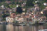 Argegno, Lake Como, Italian Lakes, Lombardy, Italy, Europe Photographic Print by James Emmerson