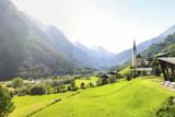 Grossglockner, Heiligenblut, Carinthia, Austria, Europe Photographic Print by Karl Thomas
