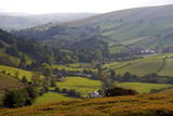 Landscape in Powys, Wales, United Kingdom, Europe Photographic Print by Rob Cousins