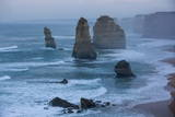The Twelve Apostles, Great Ocean Road, Victoria, Australia, Pacific Photographic Print by Michael Runkel