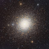 47 Tucanae, a Globular Cluster Located in the Constellation Tucana Fotografisk trykk