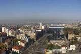 City Panorama, Belgrade, Serbia, Europe Photographic Print by Karl Thomas