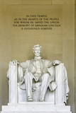 The Lincoln Memorial, Washington, D.C., United States of America, North America Photographic Print by John Woodworth