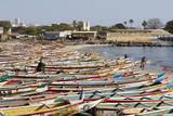 N'Gor Beach, Dakar Area, Senegal, West Africa, Africa Fotografisk tryk af Bruno Morandi