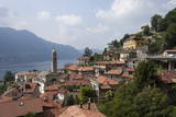 Village Overlooking Lake Garda, Italian Lakes, Lombardy, Italy, Europe Photographic Print by James Emmerson