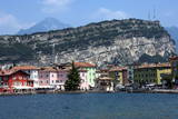 Torbole, Lake Garda, Italian Lakes, Veneto, Italy, Europe Photographic Print by James Emmerson
