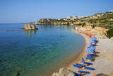 Amopi Beach, Karpathos, Dodecanese, Greek Islands, Greece, Europe Photographic Print by Tuul