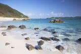 Nishibama Beach, Aka Island, Kerama Islands, Okinawa, Japan, Asia Lámina fotográfica por Ian Trower