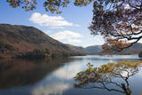 Autumn, Lake Ullswater, Lake District National Park, Cumbria, England, United Kingdom, Europe Photographic Print by James Emmerson