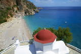 Kira Panagia Beach, Karpathos, Dodecanese, Greek Islands, Greece, Europe Photographic Print by Tuul