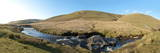 Panoramic Landscape View at Elan Valley, Cambrian Mountains, Powys, Wales, United Kingdom, Europe Photographic Print by Graham Lawrence
