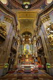 St. Peter's Church, Vienna, Austria, Europe Photographic Print by Neil Farrin