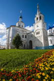 Palace and Monastery Bogolyubovo Near Vladimir, Golden Ring, Russia, Europe Photographic Print by Michael Runkel