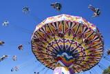 Fair Ground Rides, Royal Show, Claremont, Australia Photographic Print by Lynn Gail