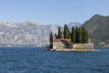 St. George's Island, Bay of Kotor, UNESCO World Heritage Site, Montenegro, Europe Photographic Print by Charlie Harding