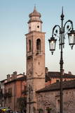 Evening, Lazise, Lake Garda, Italian Lakes, Lombardy, Italy, Europe Photographic Print by James Emmerson