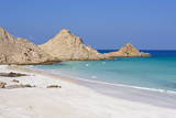 Qalansia Beach, Socotra Island, Yemen, Middle East Photographic Print by Bruno Morandi