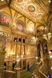 Vienna State Opera House, Vienna, Austria, Europe Photographic Print by Neil Farrin