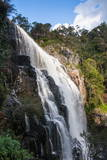 Mckenzie Falls in the Grampians National Park, Victoria, Australia, Pacific Photographic Print by Michael Runkel