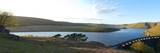 A Panoramic View of Craig Goch Reservoir Photographic Print by Graham Lawrence