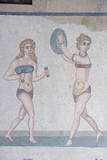 Mosaic of Girls in Bikinis Photographic Print by Bruno Morandi
