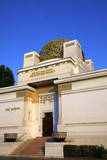 Secession Building, Vienna, Austria, Europe Photographic Print by Neil Farrin