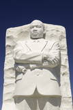 The Martin Luther King Memorial Photographic Print by John Woodworth