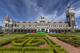 Dunedin Railway Station in Dunedin, Otago, South Island, New Zealand, Pacific Photographic Print by Michael Nolan