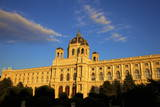 Museum of Art History, Vienna, Austria, Europe Photographic Print by Neil Farrin
