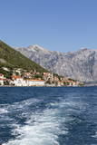 Perast, Bay of Kotor, UNESCO World Heritage Site, Montenegro, Europe Photographic Print by Charlie Harding