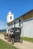 Nossa Senhora Das Dores Chapel, Paraty, Rio De Janeiro State, Brazil, South America Photographic Print by Gabrielle and Michel Therin-Weise
