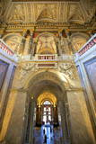 Entrance to Museum of Art History, Vienna, Austria, Europe Photographic Print by Neil Farrin