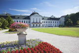 Grassalkovich Palace, Bratislava, Slovakia, Europe Photographic Print by Ian Trower