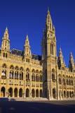 Vienna City Hall, Vienna, Austria, Europe Photographic Print by Neil Farrin