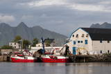 Svolvaer, Lofoten Islands, Norway, Scandinavia, Europe Photographic Print by Sergio Pitamitz
