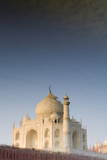 The Taj Mahal Reflected in the Yamuna River Photographic Print by Doug Pearson
