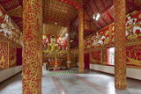 Prayer Hall of Wat Phra Photographic Print by Stuart Black