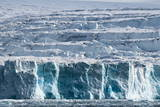 Lilliehook Glacier, Spitzbergen, Svalbard Islands, Norway, Scandinavia, Europe Photographic Print by Sergio Pitamitz