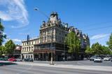 Historical Shamrock Hotel, Bendigo, Victoria, Australia, Pacific Photographic Print by Michael Runkel