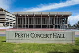 Perth Concert Hall, Perth, Western Australia, Australia, Pacific Photographic Print by Michael Runkel