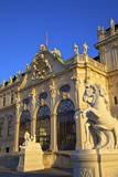 Belvedere, UNESCO World Heritage Site, Vienna, Austria, Europe Photographic Print by Neil Farrin