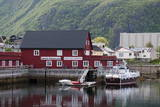 Svolvaer, Lofoten Islands, Norway, Scandinavia, Europe Photographic Print by Sergio Pitamitz