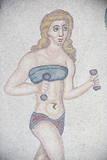 Mosaic of Girls in Bikinis Photographic Print by Bruno Morandi