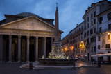 The Pantheon, Rome, Lazio, Italy, Europe Photographic Print by Ben Pipe