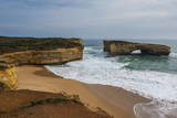 London Arch (London Bridge), Great Ocean Road, Victoria, Australia, Pacific Photographic Print by Michael Runkel